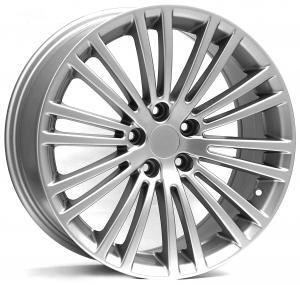WSP DRESDEN   VW hliníkové disky 7,5x17 5x112 ET45 CB57,1 SILVER
